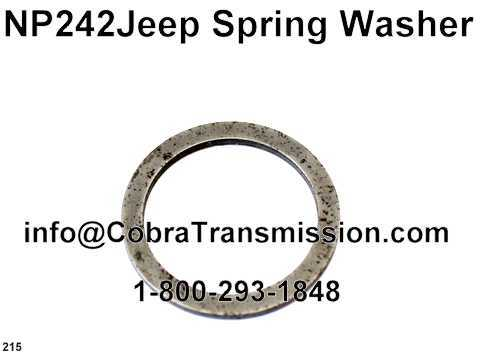 NP242Jeep Spring Washer