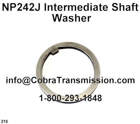 NP242J Intermediate Shaft Washer