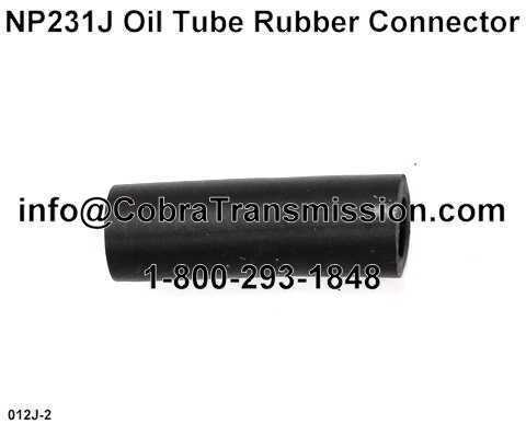 NP231J Oil Tube Rubber Connector
