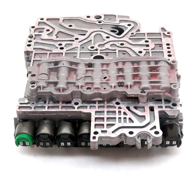 ZF5HP24, Valve Body