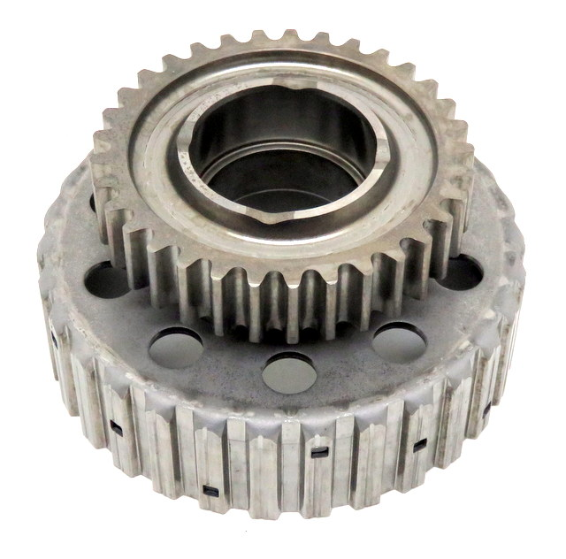 PL72ATC Transfer Case Sprocket With Drum 1""