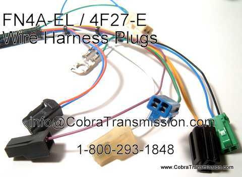 Parts 4F27E Wire Harness 446 (3) harness, wiring (internal), fn4a el, 4f27e, fnr5 [48446] $84 99 el camino wire harness at edmiracle.co