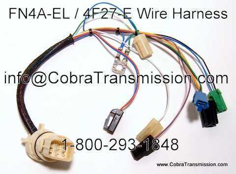 Parts 4F27E Wire Harness 446 harness, wiring (internal), fn4a el, 4f27e, fnr5 [48446] $84 99 el camino wire harness at edmiracle.co