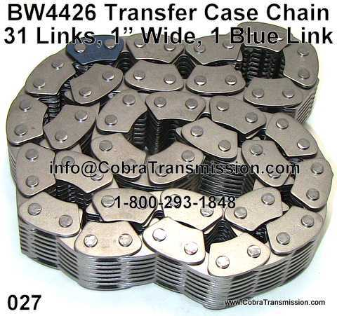 BW4426 2-Sp ESOFPT, Chain