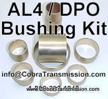 Bushing Kit, Renault DPO (AL4)