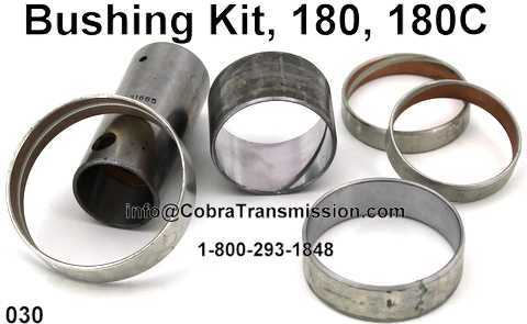 Bushing Kit, 180, 180C