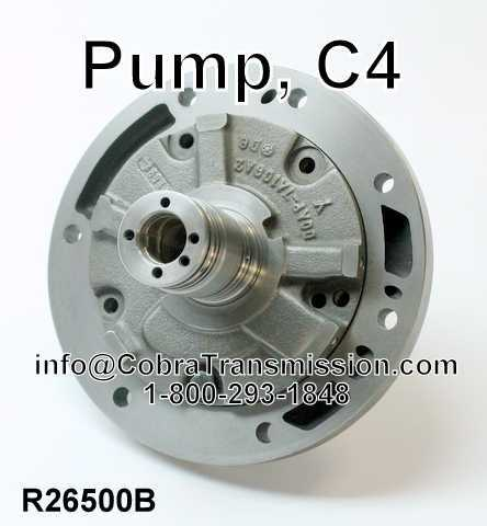 Ford C4 Transmission Pump 70-77
