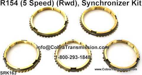 R154 (5 Speed) (Rwd), Synchronizer Kit