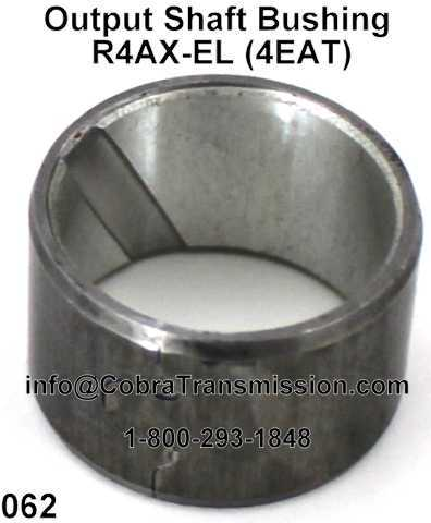 Output Shaft Bushing R4AX-EL (4EAT)
