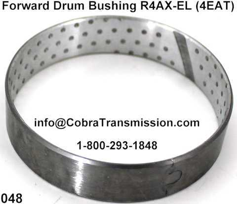 Forward Drum Bushing R4AX-EL (4EAT)