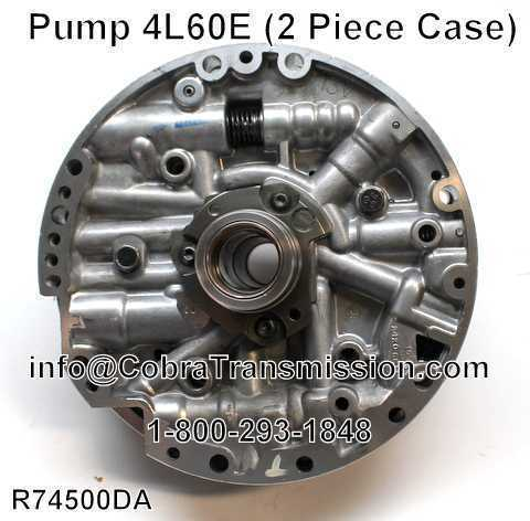 Pump 4L60E (2 Piece Case)