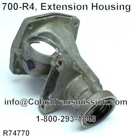 700-R4, Extension Housing