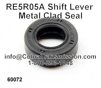 RE5R05A Shift Lever Metal Clad Seal