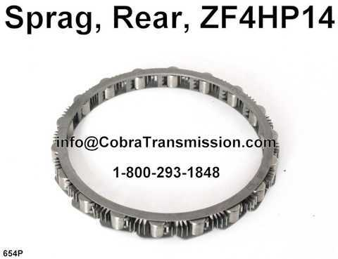 Sprag, Rear, ZF4HP14