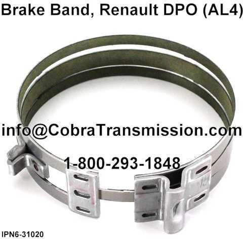 Brake Band, Renault DPO (AL4)