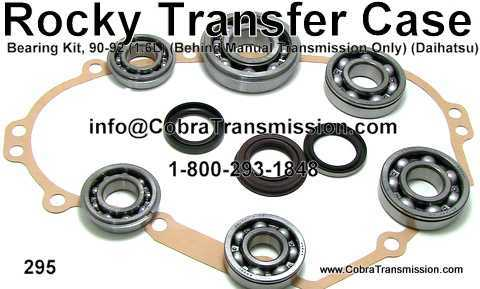 Rocky Bearing & Seal Kit