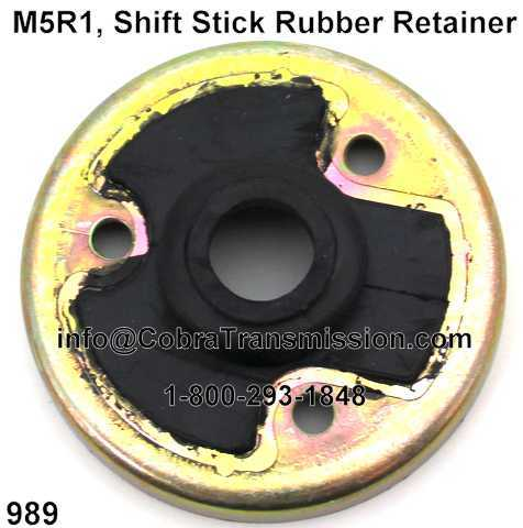 M5R1, Shift Stick Rubber Retainer