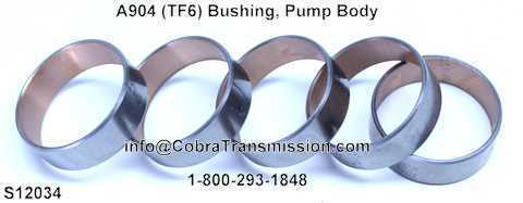 A904 (TF6) Bushing, Pump Body