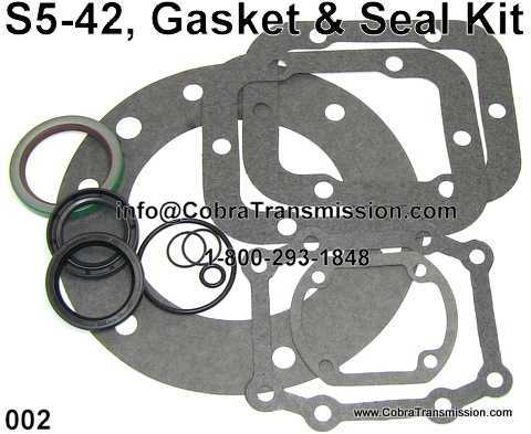 S5-42, Gasket & Seal Kit