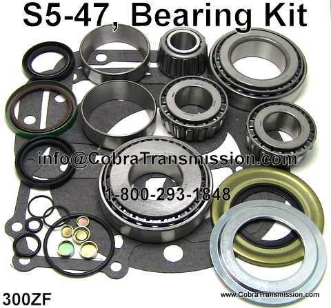 S5-47, Bearing, Gasket and Seal Kit