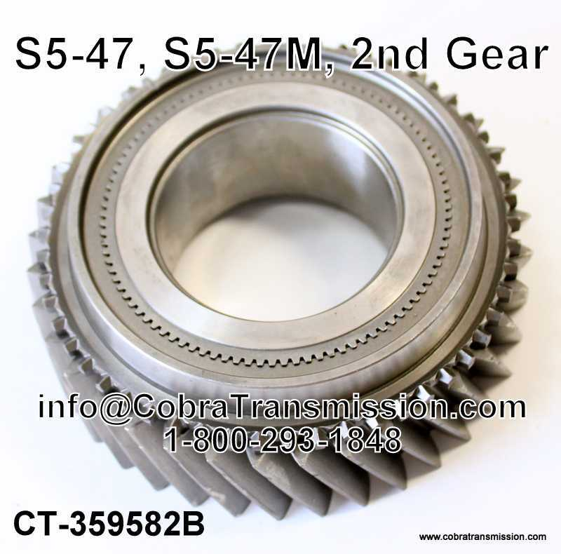 S5-47, S5-47M, 2nd Gear