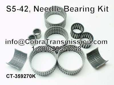 S5-42, Needle Bearing Kit