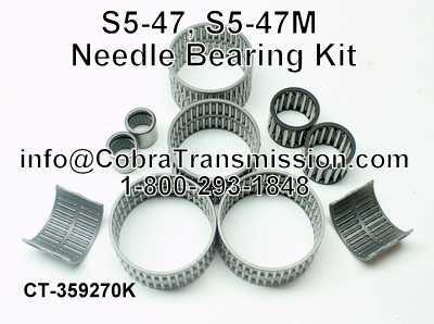 S5-47, S5-47M Needle Bearing Kit