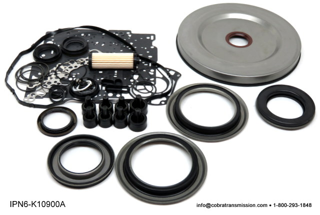 DCT470 Overhaul Kit WITH Pistons