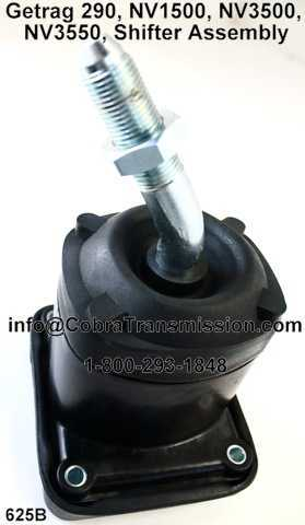 Getrag 290, NV1500, NV3500, NV3550 Shifter Assembly ...