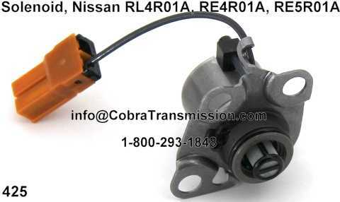 Solenoid RE4R01A