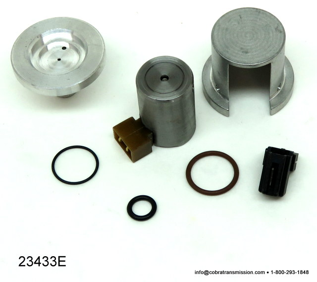 Solenoid, Transfer Clutch Duty (On VB), Subaru R4AX-EL (4EAT)
