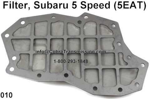 Filtro, Subaru 5 Speed (5EAT)