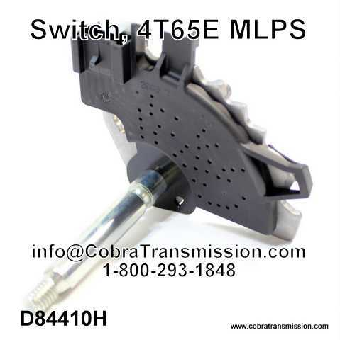 Switch, 4T65E MLPS
