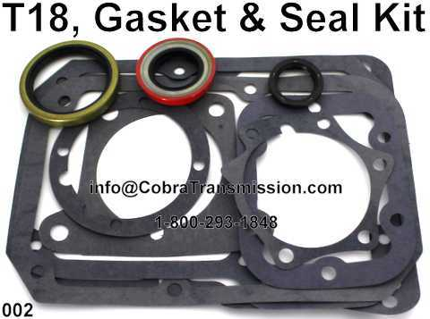 T18, Gasket & Seal Kit