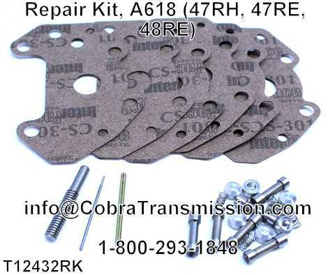 Repair Kit, A618 (47RH, 47RE, 48RE)