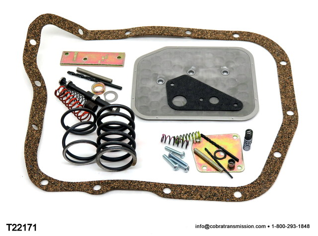 Valve Body Kit, Reprogramming Kit™, A904 (30RH)