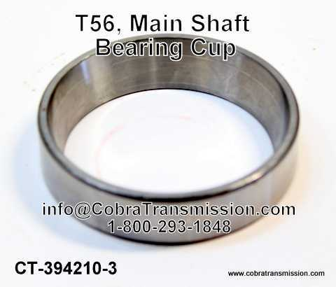 T56, Main Shaft Bearing Cup
