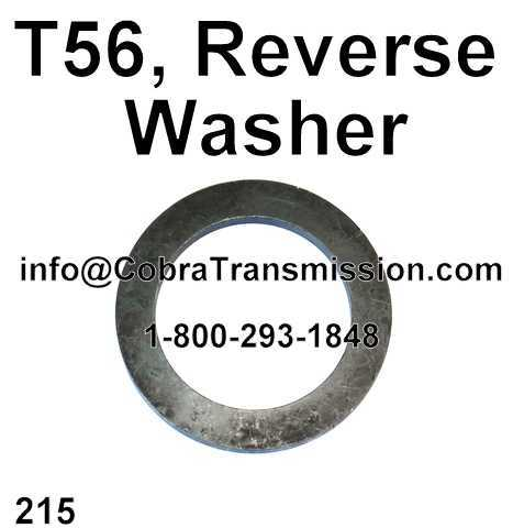T56, Reverse Washer