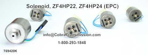 Solenoid, ZF4HP22, ZF4HP24 (EPC)