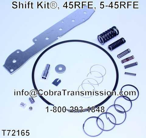 Shift Kit®, 45RFE, 5-45RFE