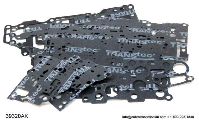TF80SC Valve Body Gasket Kit - Volvo