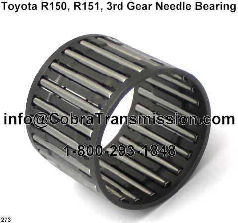 Toyota R150, R151, 3rd Gear Needle Bearing