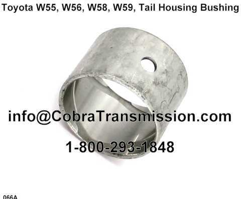 Toyota W55, W56, W58, W59, Tail Housing Bushing