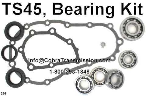TS45, Bearing Kit