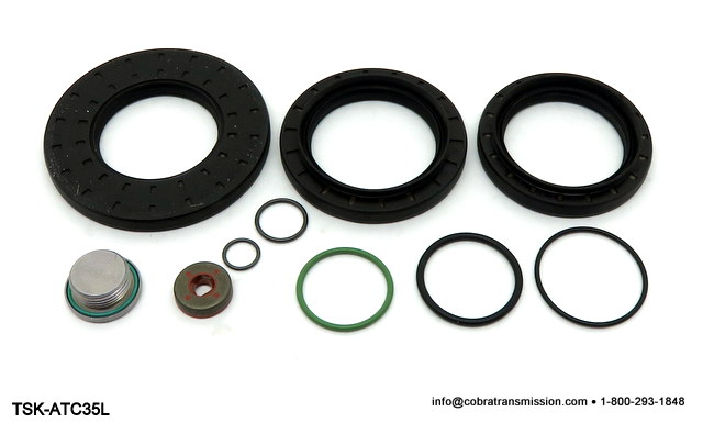 BMW ATC35L Transfer Case Seal Kit