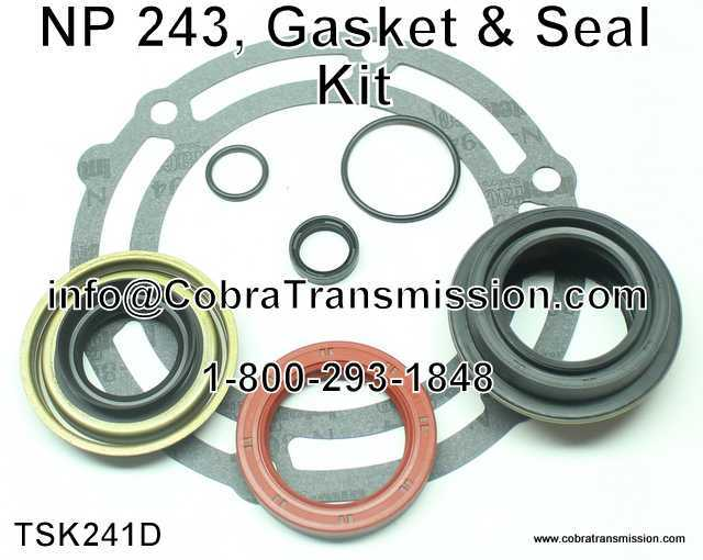 NV144, NP243 Gasket and Seal Kit