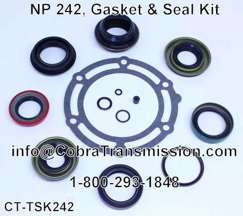 NP 242, Gasket & Seal Kit