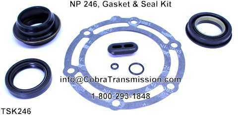 NP 246, Gasket & Seal Kit