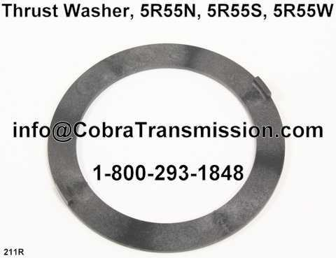 Thrust Washer, 5R55N, 5R55S, 5R55W