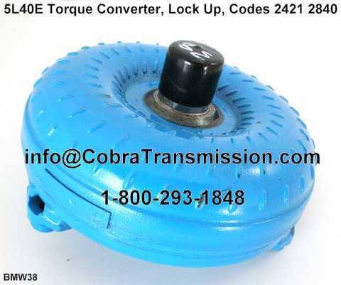 Torque Converter Chevy GM 5L40E transmission parts 4l40e, 5l40e (m82), 5l50e (m22) , cobra transmission GM 4L60E Transmission at couponss.co